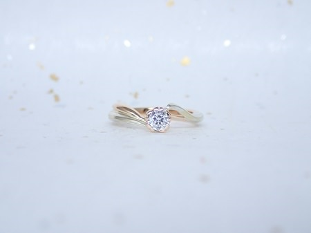 17110401木目金の婚約指輪と結婚指輪R_004②.JPG