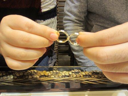 17111801木目金の婚約指輪と結婚指輪_A001.JPG