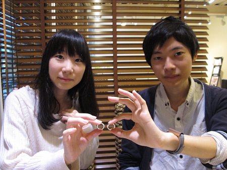 17111905木目金の結婚指輪_M001.JPG