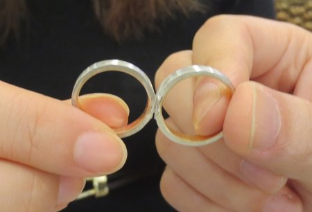 17112601木目金の結婚指輪_L001.JPG