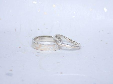 17120202木目金の結婚指輪・婚約指輪_z005.JPG