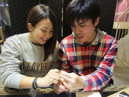 17120902木目金の婚約指輪と結婚指輪_A002.JPG