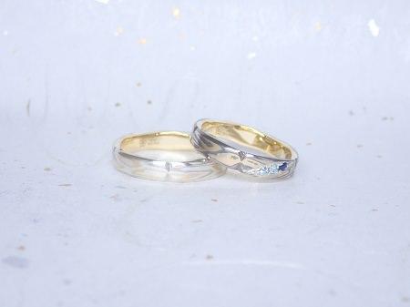 17120902木目金の婚約指輪と結婚指輪_A004②.JPG
