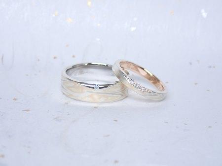 17121002木目金の婚約指輪・結婚指輪_F005.JPG