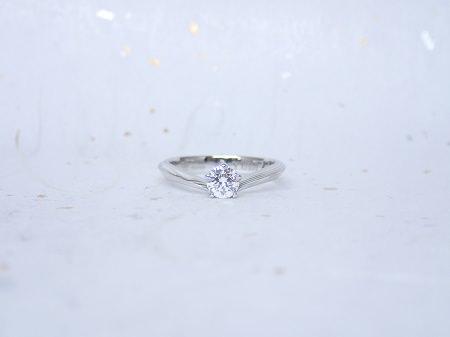 17121002杢目金の婚約指輪-Y001.JPG