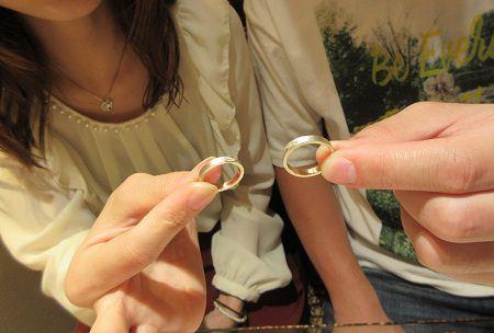 17121004木目金の婚約・結婚指輪_N002.JPG