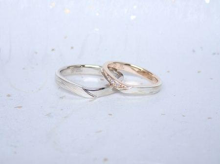 17121601木目金の結婚指輪_  Y004.JPG