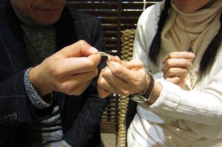 17121702木目金の結婚指輪・婚約指輪_Z002.JPG