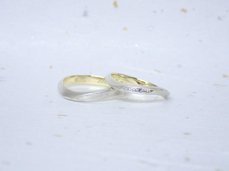 17122301木目金の結婚指輪_B003.JPG