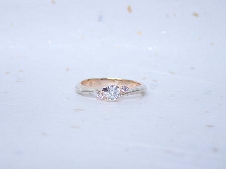 17122401木目金の婚約・結婚指輪_B003.JPG