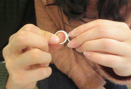 17122401木目金の結婚指輪_L002.JPG