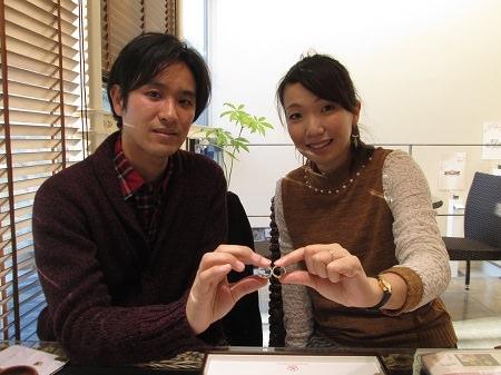 17122401木目金の結婚指輪_M001.JPG