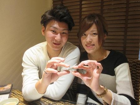 17122403木目金の結婚指輪_N001.JPG