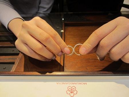 17122801木目金の婚約・結婚指輪K_001.JPG