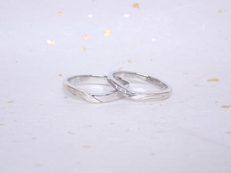 17123001木目金の婚約結婚指輪_E005.JPG