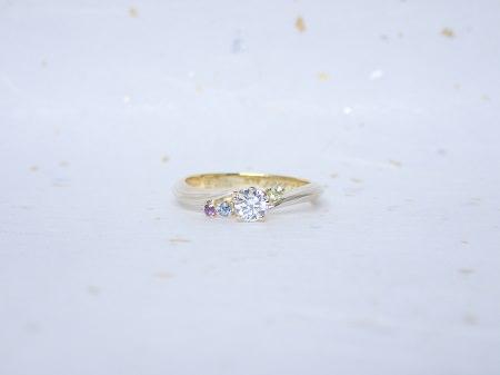 17122302木目金の婚約指輪_S001.JPG