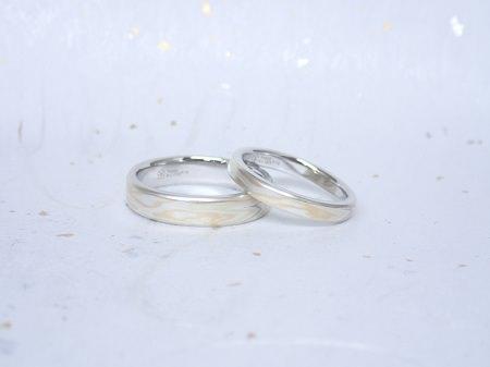 17122401木目金の結婚指輪_H001.JPG
