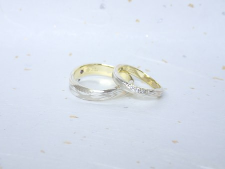 17122402木目金の婚約指輪・結婚指輪_F005.JPG
