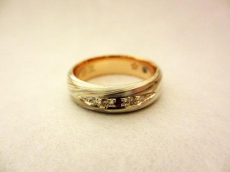 17122403木目金の指輪_H001.JPG