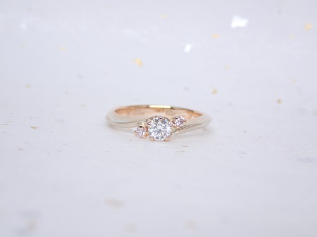 18012703杢目金の婚約指輪_N003.JPG