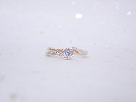 18011403木目金の婚約指輪_J001.JPG
