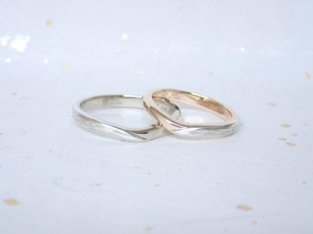 18021201木目金の婚約指輪・結婚指輪_B004.JPG