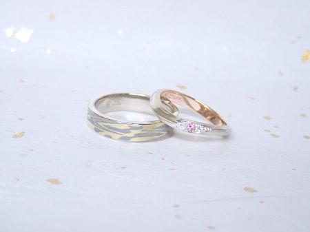 18021301木目金の結婚指輪_H001.JPG