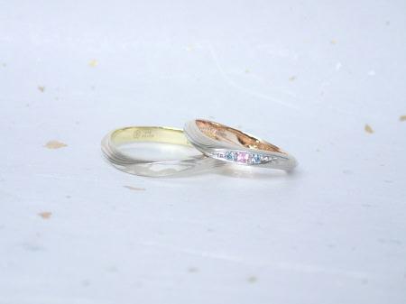 18022401木目金の結婚指輪B_001.JPG