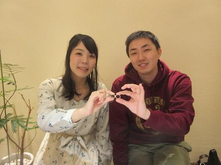 18022502木目金の婚約・結婚指輪_N001.JPG