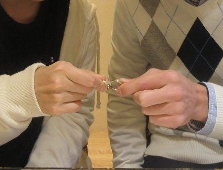 18022503木目金の婚約・結婚指輪_N002.JPG