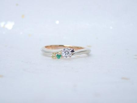 1820302木目金の婚約指輪と結婚指輪_D0041.JPG