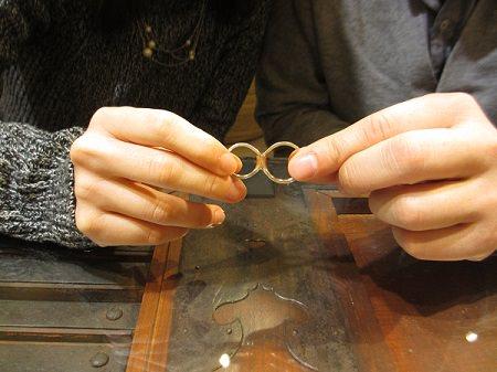 18030301木目金の婚約指輪・結婚指輪_H001.JPG