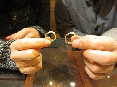 18030301木目金の婚約指輪・結婚指輪_H002.JPG