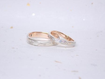 18030301木目金の婚約指輪・結婚指輪_H004.JPG
