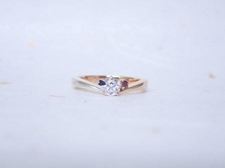 18030403木目金の婚約指輪・結婚指輪_U003.JPG
