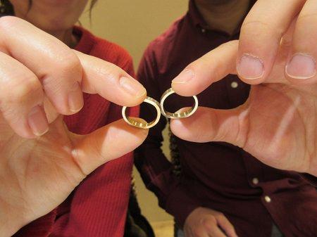 18032801木目金の結婚指輪_N001.JPG