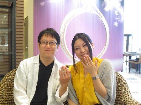 18051201木目金の結婚指輪_L003②.JPG