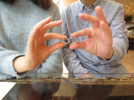 18051204木目金の結婚指輪_L001.JPG