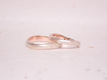 18072902木目金の婚約指輪・結婚指輪_J004.JPG