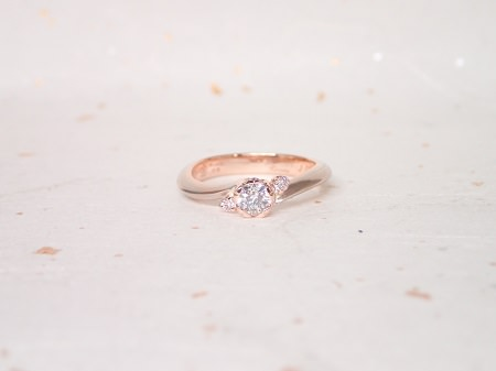 18080401木目金の婚約指輪_M001.JPG