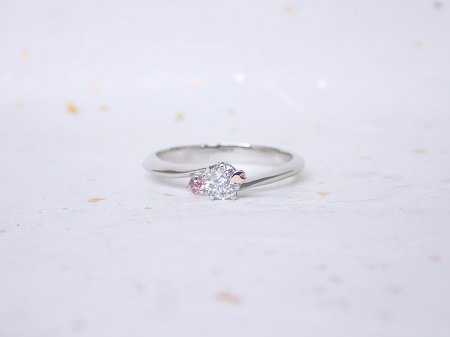 18080501木目金の婚約指輪_J001.JPG