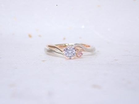 18080502木目金の婚約指輪_F001.JPG