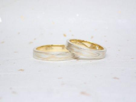 18082301木目金の結婚指輪E_001.JPG