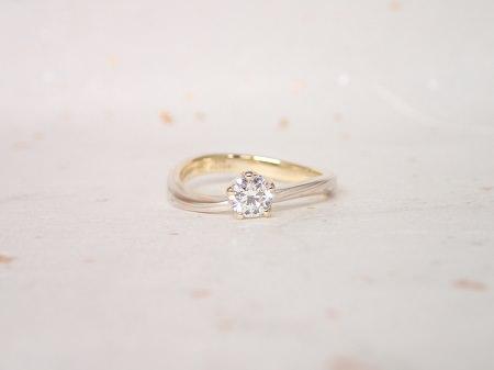 18082501木目金の婚約指輪 結婚指輪_E003.JPG