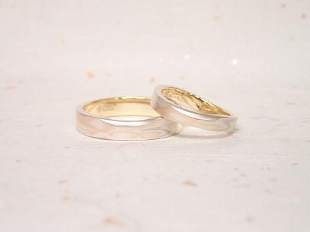 18082501木目金の婚約指輪 結婚指輪_E004.JPG
