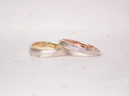 18082501木目金の婚約指輪・結婚指輪_F005.JPG