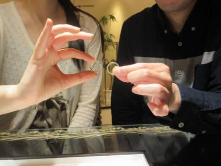 19062303木目金の結婚指輪J-002.JPG