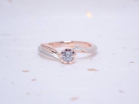 19092802木目金の婚約指輪_J004.JPG