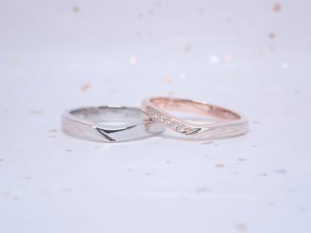 19111601木目金の婚約・結婚指輪_J004.JPG