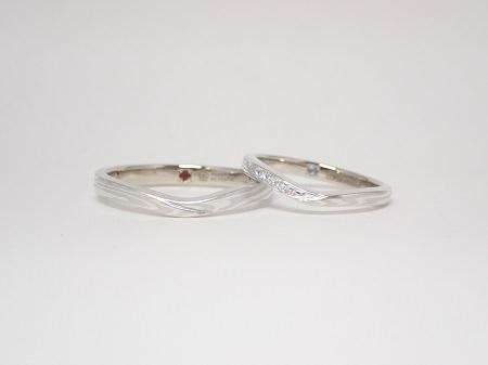 20040501木目金の結婚指輪_K001.JPG